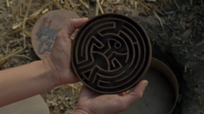 Dolores finds the Maze