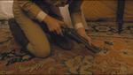 The Raj Emily finding shotgun