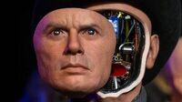 Animatronic 'Westworld' Gunslinger Robot!