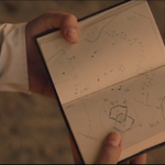 The raj map in notebook.png