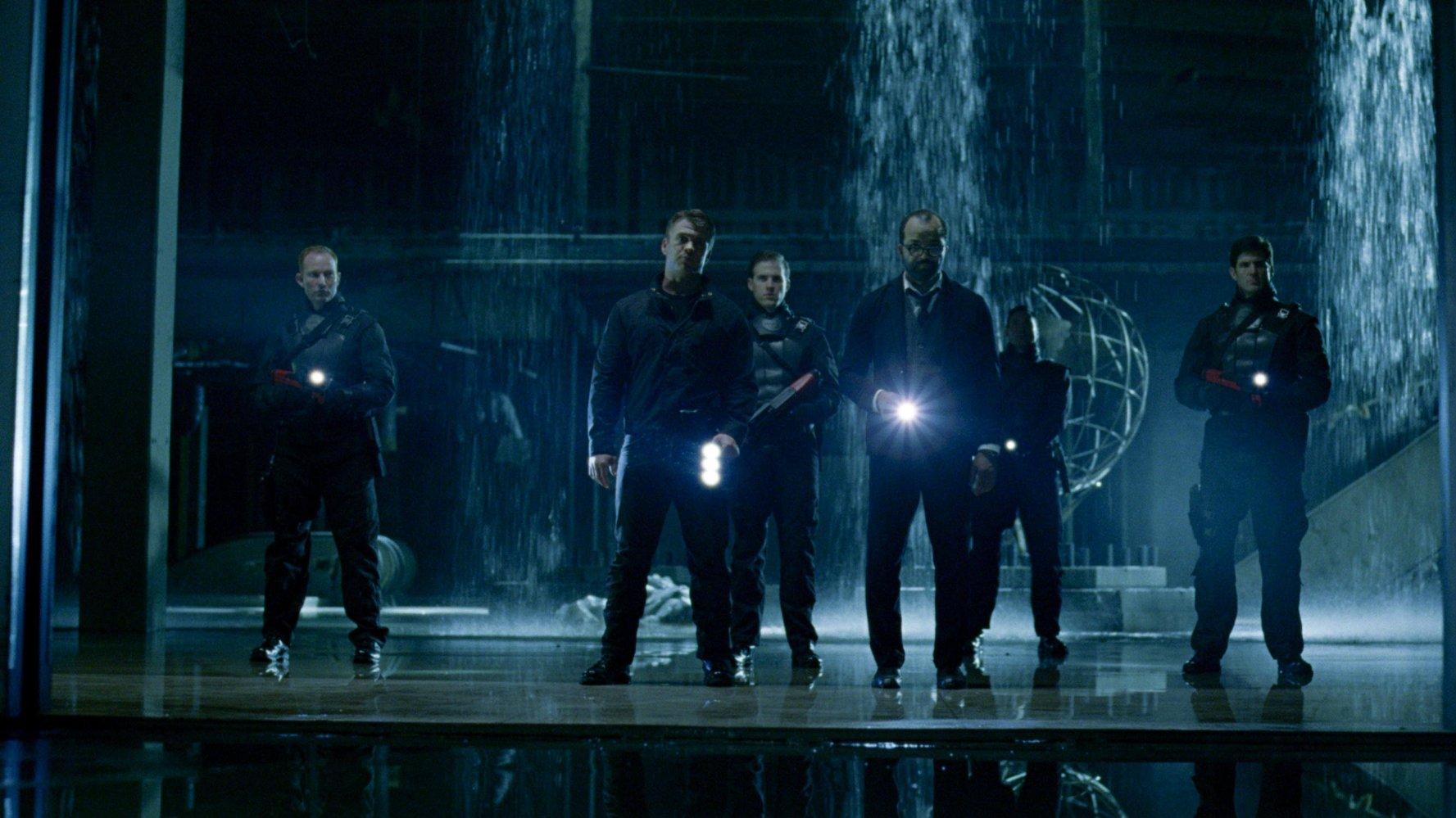 Westworld QA Security Force