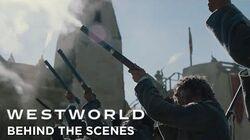 BTS Fort Forlorn Hope Westworld Season 2