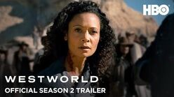 Westworld Season 2 Official Trailer HBO-1