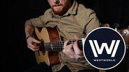 Westworld Main Title Theme (HBO) - Fingerstyle Guitar Cover - CallumMcGaw + FREE TAB