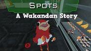 Vrchat - A Wakandan Story- Ugandan knuckles War (Spots)