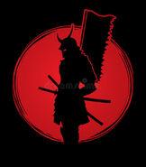 Shogun Clan Flag
