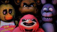 (SFM) Uganda knuckles in Five Nights At Freddys ORIGINAL ANIMATION