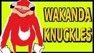 Vrchat Wakanda Knuckles interview 2 Black Dragon-flight origins