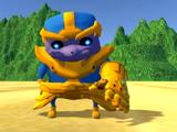 Thanos Knuckles