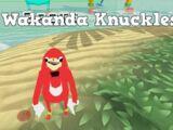 Wakandan Knuckles (species)