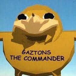 Commander Gaztons