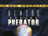 Aliens v Predator Gold