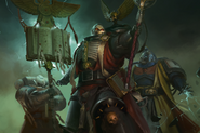Opiekunowie Ksiąg - triumwirat
