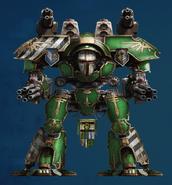 Legio Astraman - Warlord Fortiter Bellator