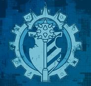 Legio Astraman - heraldyka