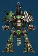 Legio Astraman - Warbringer Fulgur Magno