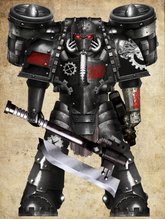 Iron Gorgons Assault Marine