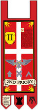 2nd Priory Banner