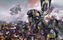 Astral Leviathans Terminators In Battle II