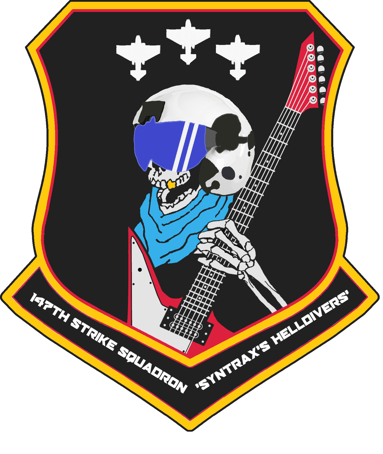 147th Syntraxian Strike Squadron