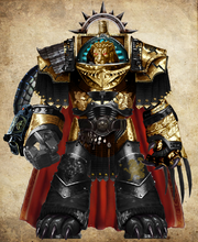 Sable Lions Lord Caliph