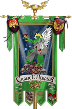 Chalice Heralds Banner