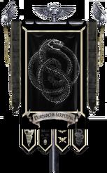 Mortarchs Serpentia Banner