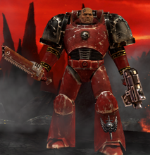 Bloodmoon Hunters Concept wh40k DOW2R Force Commander