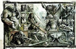 Warhammer 40,000 Homebrew Wiki:How to Create a Homebrew Xenos Species