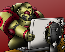 Warhammer 40K Homebrew Wiki:How to Post an Article