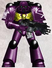 Emperor's Scythes Tact Marine
