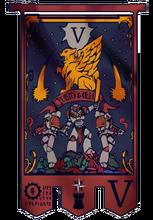 Astral Warriors Banner