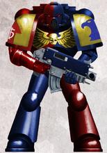 Warrior Adepts Tact Marine