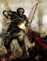 Warhammer 40,000 Homebrew Wiki:How to make a Homebrew Astra Militarum Regiment