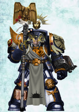 New Dawn Chapter Master