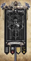 Death Templars Chapter Banner 1