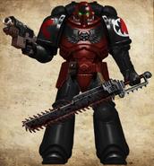 Blood Wraiths Assault Intercessor