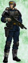 Ashimar Nova Guard Trooper