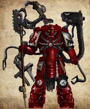 Ebon Knights Techmarine
