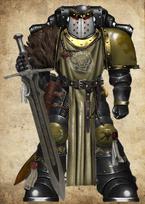 Chapter Champion Antaeus