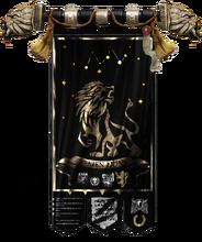 Brazen Lions Chapter Banner