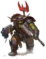 Warhammer 40,000 Homebrew Wiki:How to Make a Homebrew Ork Klan