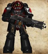 Blood Wraiths Hvy Intercessor