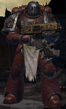 Bloodmoon Hunters Concept wh40k SM 7