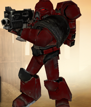 Bloodmoon Hunters Concept wh40k DOW1
