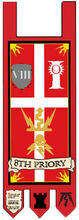 8th Priory Banner