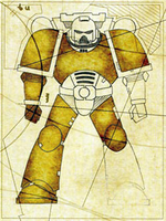 Warhammer 40,000 Homebrew Wiki:How to Colour Your Homebrew Space Marine Chapter