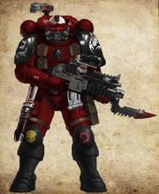 Blood Scorpions Primaris Incursor