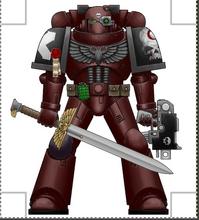 Bloodmoon Hunter Assault Marine BC