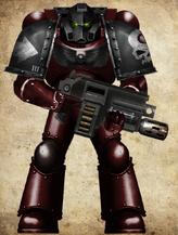 Bloodmoon Hunter Mk III Damage